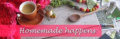 Homemade happens