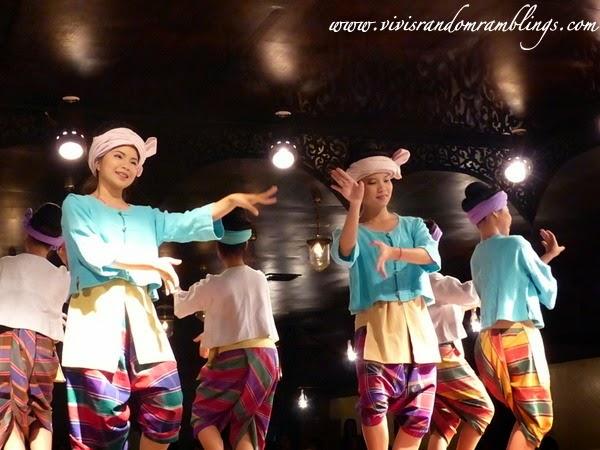 Thai Dancer, Chiang Mai