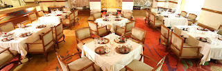 luxury restaurants in delhi