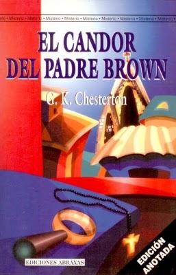 Portada del libro el candor del padre brown descargar epub y pdf gratis