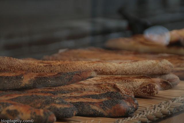 Boulangerie em Montmartre em Paris