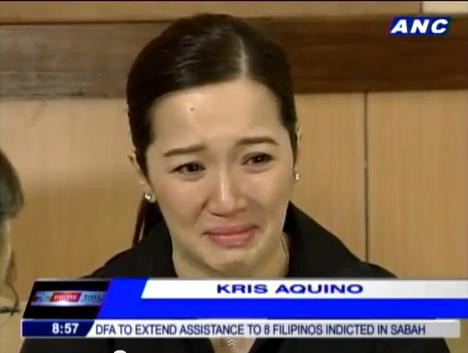 quitting showbiz career plan by kris aquino