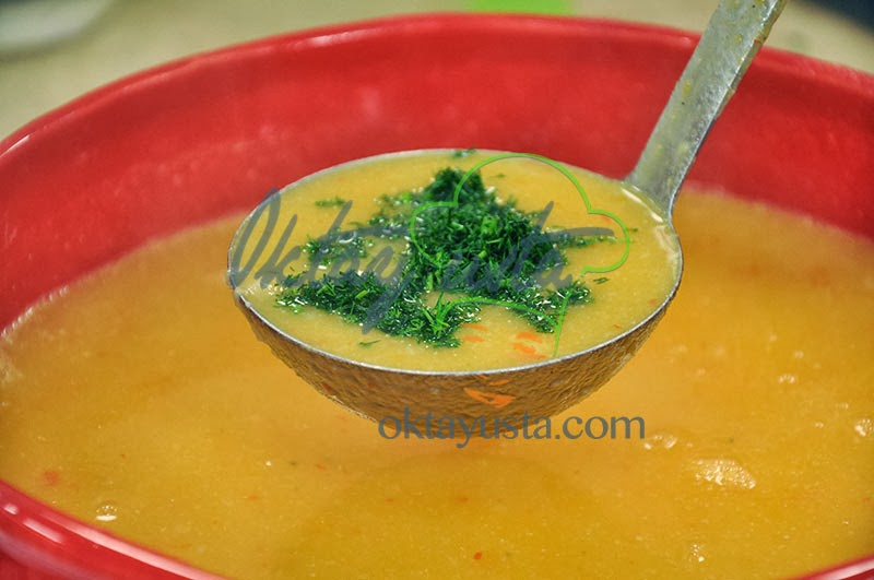 Tahıllı Sebze Çorbası Tarifi