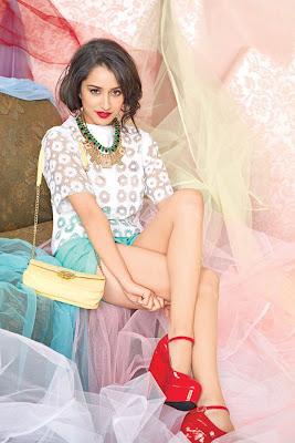 Shraddha Kapoor's full photoshoot from Cosmopolitan India - July