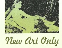 New Art Only. Art Promotion. Exhibitions. Exposiciones