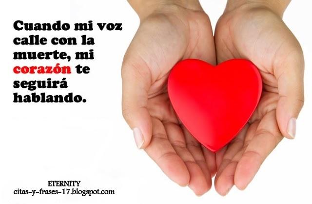 corazones, mano con corazon, frases de amor, pensamientos