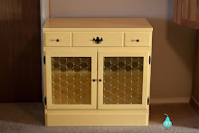 Yellow Cabinet {sold}