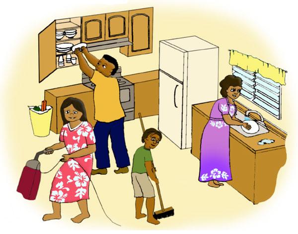 Limpieza de la casa - Trabajo para limpiar casas ...