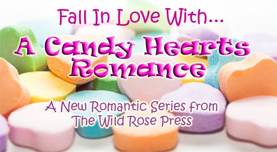 A Candy Hearts Romance Author