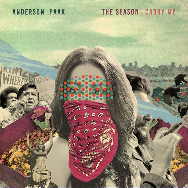 Anderson .Paak – The Season / Carry Me