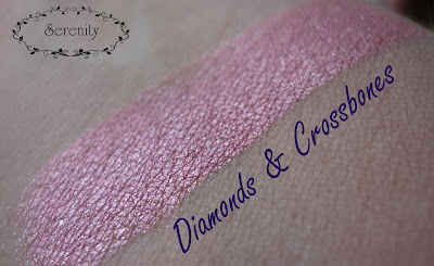 Madd Style Cosmetics Diamonds & Crossbones