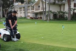 Golfing - again!