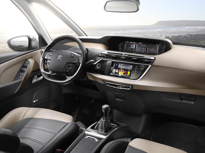 Maneja tu casa desde el coche con Citroën C4 Picasso