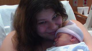 postpartum psychosis, natachia barlow ramsey, baby,