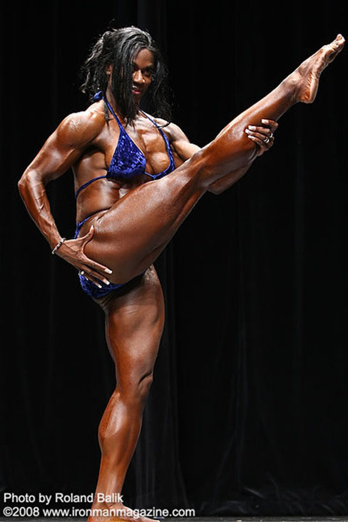 Tracy Hess Female Muscle Bodybuilding Blog