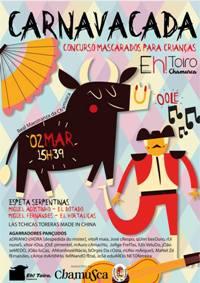 Chamusca- Carnaval Taurino 2019