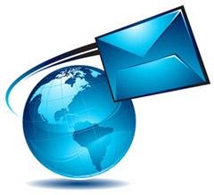 dan menerima email dengan cepat, tanpa batasan dan tanpa biaya. Biaya