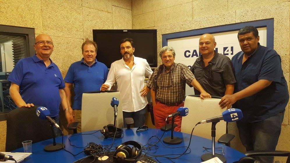 """""""PERFILES"""" en Canal 4 TV y radio"""