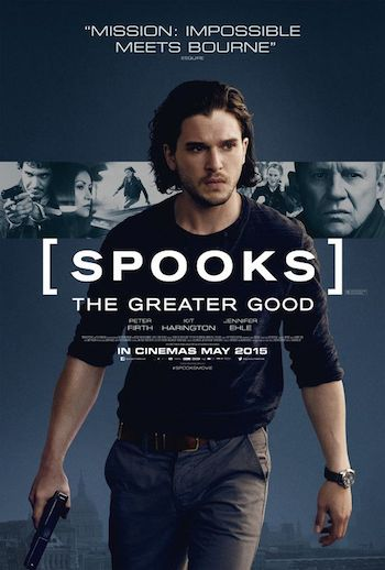 Spooks The Greater Good 2015 WEB-DL 720p x264 800MB