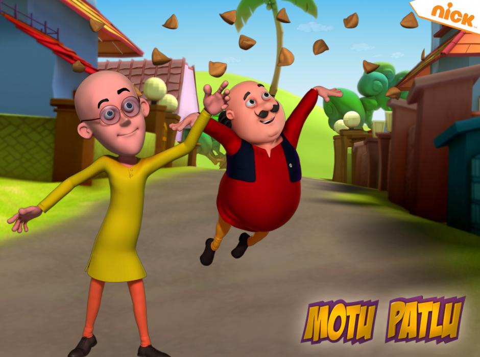 Motu Patlu cartoons in Urdu 9th december 2014-new cartoons ...