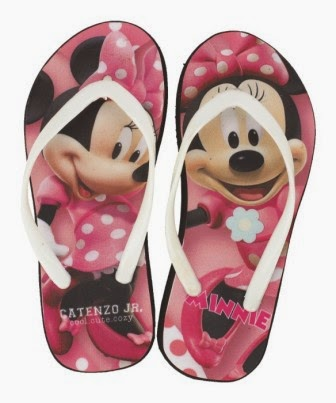 SANDAL ANAK MICKEY MINNIE