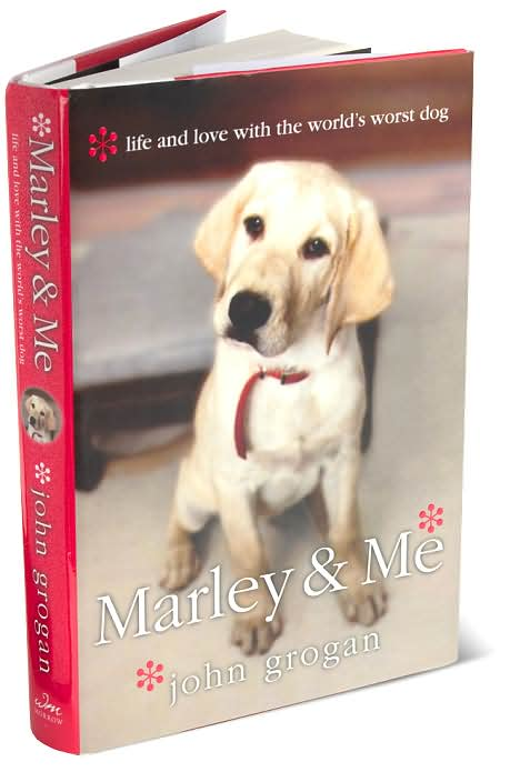 a book review marley and me Soon after their wedding, john and jenny grogan escape the brutal michigan winters and relocate to a cottage in southern florida, where they are hired as reporters for competing newspapers - marley and me book review introduction.