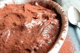 mousse chocolate mascarpone