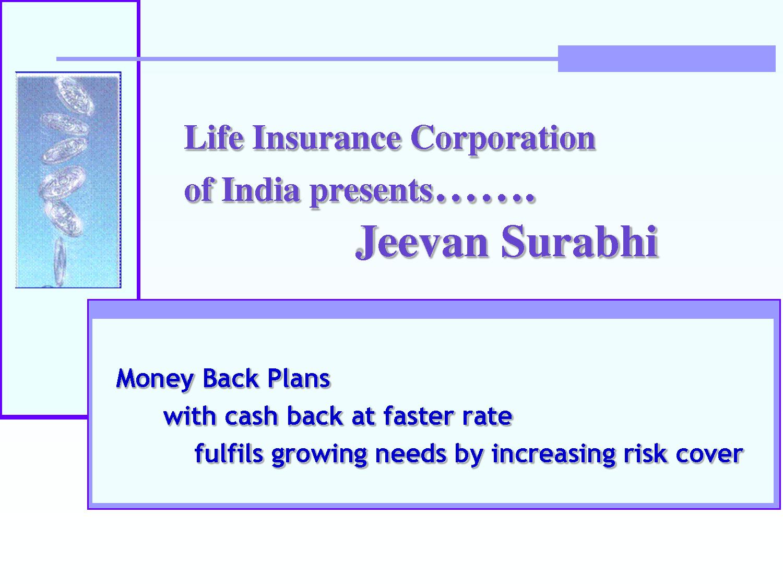 Life Insurance- Analysis with me: LIC Jeevan Surabhi Money ...