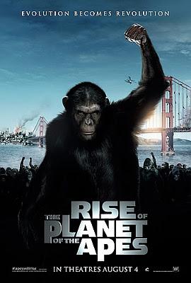Filme Poster Planeta dos Macacos: A Origem TS XViD-PRESTiGE