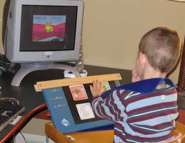 Kids Are Special : Assistive Technology for Children with Autism
