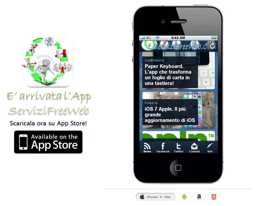 Scarica l'App