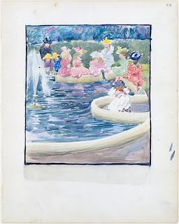 maurice predergast @metmuseum http://schulmanart.blogspot.com/2015/06/summer-bucket-list-6-must-see-nyc-art.html