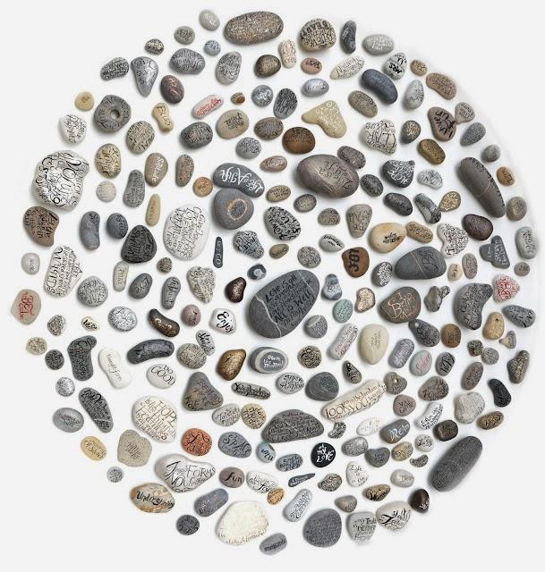 Decora tu vida diy decorar con piedras naturalmente - Piedras para decorar ...