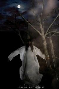 Gambar hantu pontianak