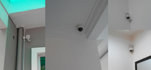 Residential CCTV project