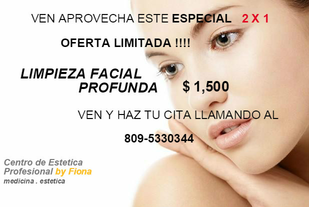Centro de Estética Profesional by Fiona