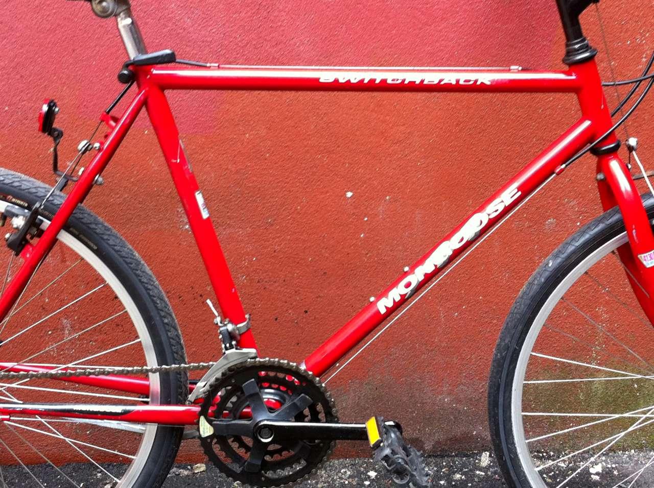 mongoose mountain bike - HD1280×956