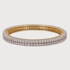 Buy American Diamond Bangles By The Pari at Rs.499 : Buy TO Earn