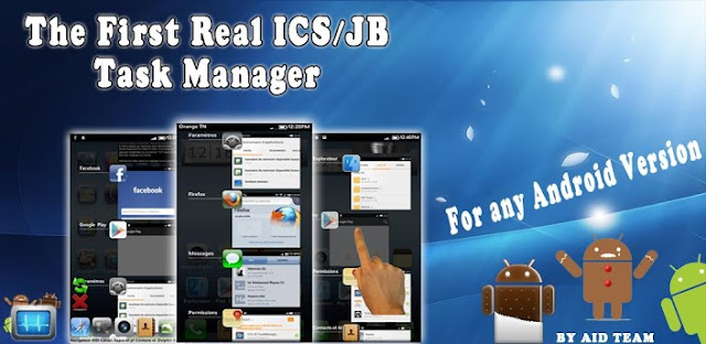 ICS /JB Task Manager /Switcher v1.0