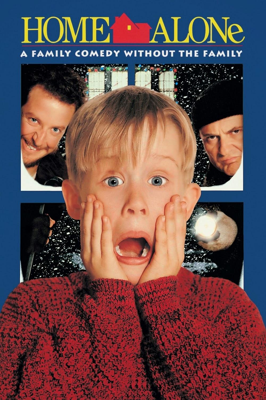 Home Alone 1 (1990) โดดเดี่ยวผู้น่ารัก 1 Full HD มาสเตอร์ พากย์ไทย