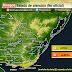 Condiciones ventosas en la costa (noche Jue 27/11 - PM Vier 28/11)