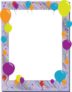Happy Birthday Border Clip Art Free