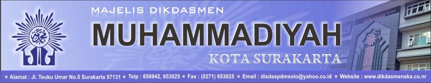SD Muhammadiyah 24 Surakarta