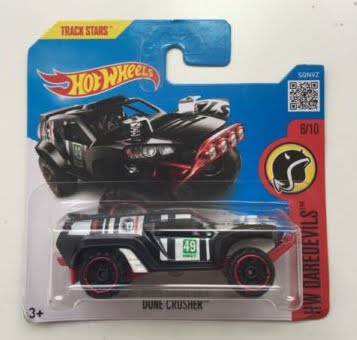 hot wheels dune crusher 2016