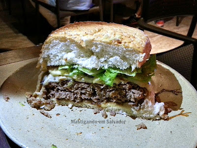 Zaccaria Bar: Burger Francês