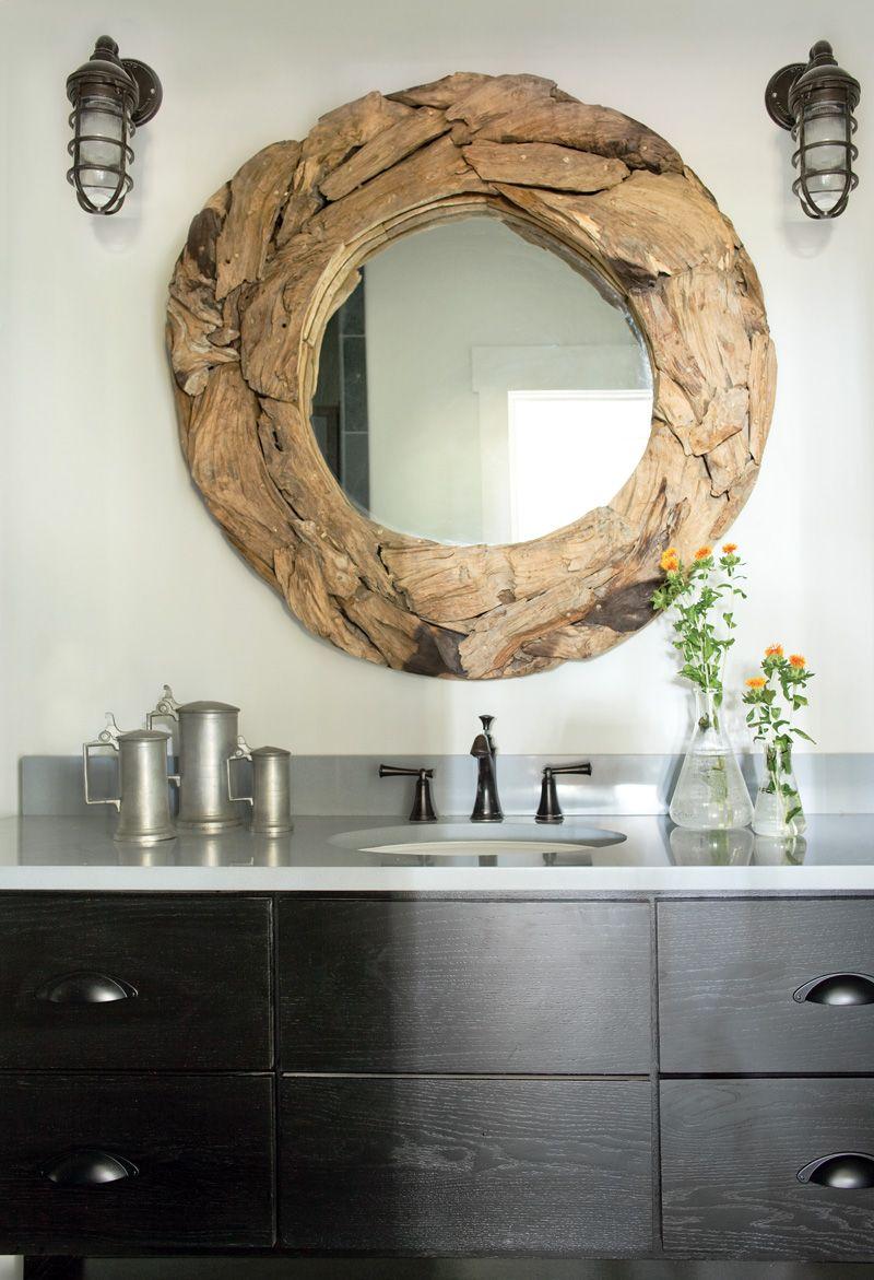Дизайн зеркалами своими руками 648