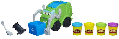 http://www.squidoo.com/play-doh-trash-tossin-rowdy-the-garbage-truck