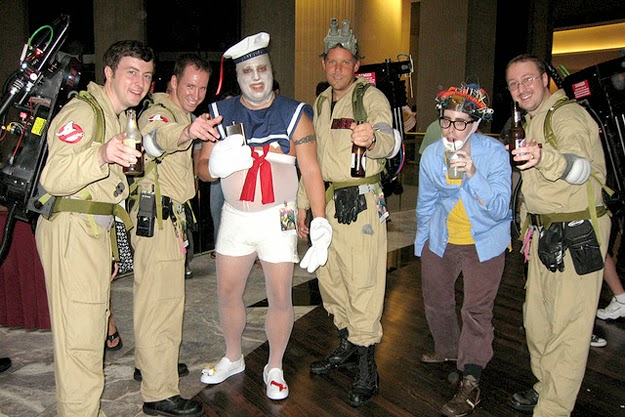Funny Ghostbusters Costumes