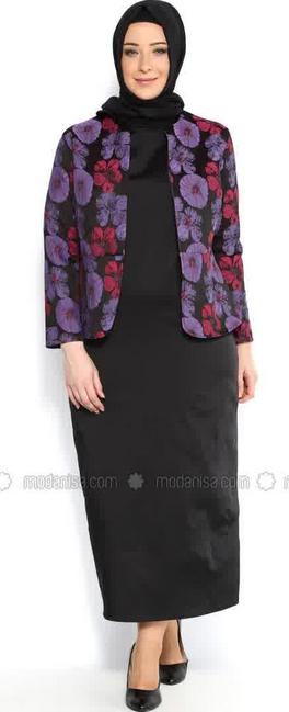 Foto Model Baju Muslim untuk Orang Gemuk