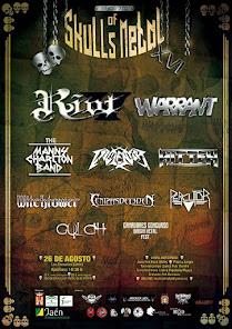 Skulls Of Metal 2017